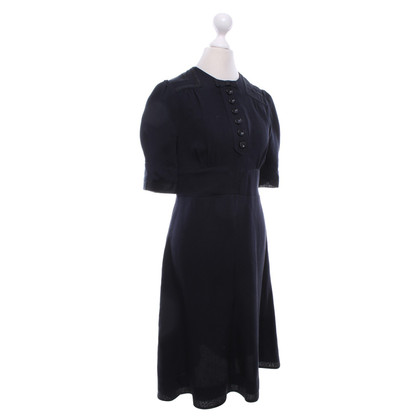 Marc by Marc Jacobs Dress in dark blue