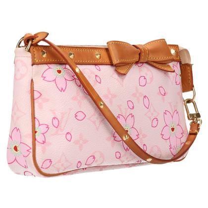 """Louis Vuitton """"Pochette Accessoires Monogram Cherry Blossom"""""""