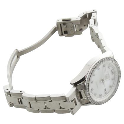 "Tag Heuer Watch ""Carrera"" with diamonds"