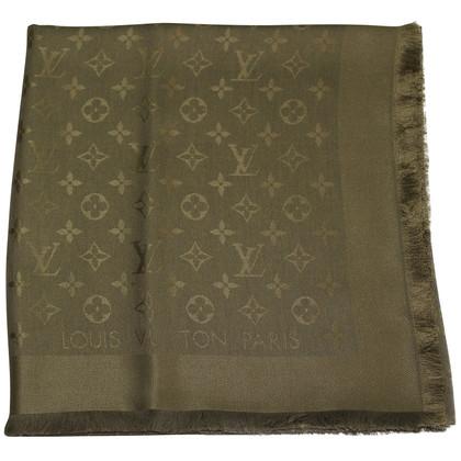 Louis Vuitton Monogram-Tuch in Khaki