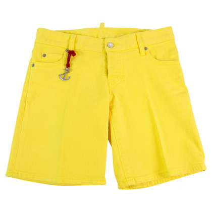 Dsquared2 Short en jaune