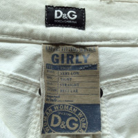 D&G Jeans in White