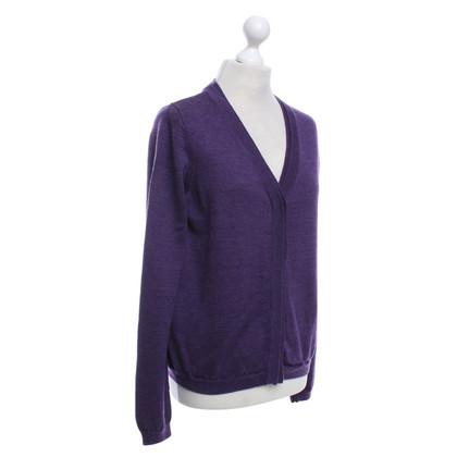 Cos Vest in Purple