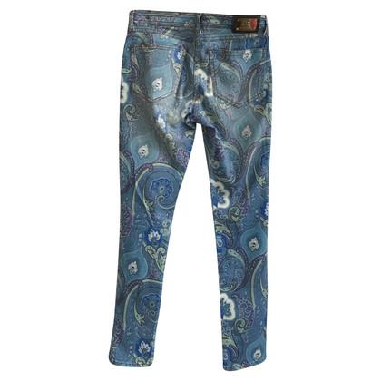 Etro jeans Multicolor