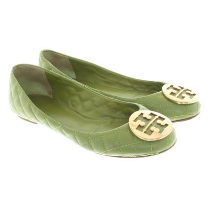 Tory Burch Ballerine in verde