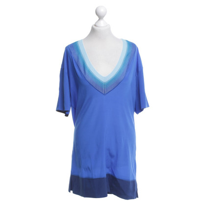 Missoni top in blue