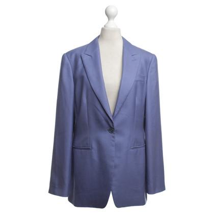 Giorgio Armani Cashmere Blazer in Blue
