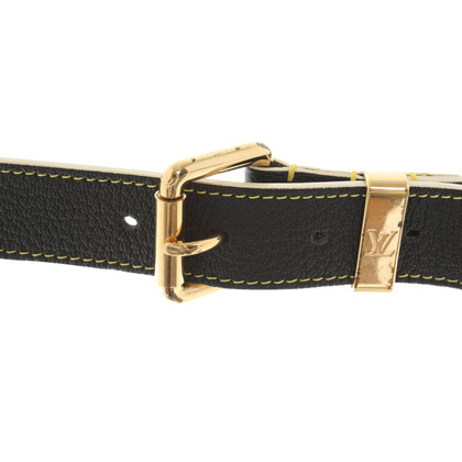 Louis Vuitton Belt in black