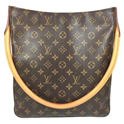 "Louis Vuitton ""Looping Monogram Canvas GM"""