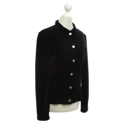 Pauw Velvet jacket in black