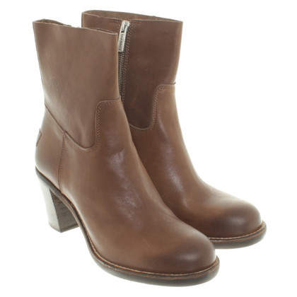 Other Designer Shabbies Amsterdam - ankle boots in Brown