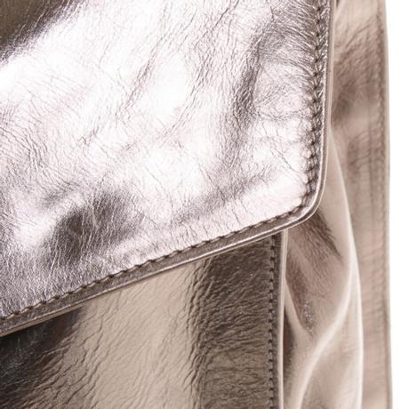 Karl Lagerfeld Metallicfarbene Umhängetasche Andere Farbe Sehr Günstiger Preis Rabatt Billigsten AhBHA1