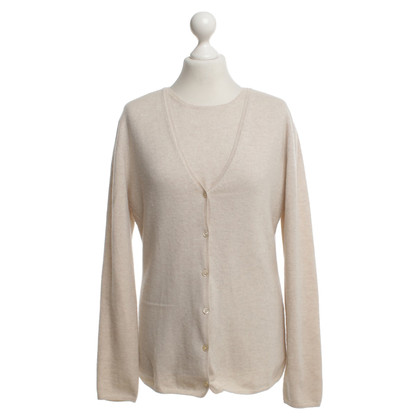 Allude Twin Set Beige
