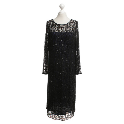 Marina Rinaldi Dress with sequin trim