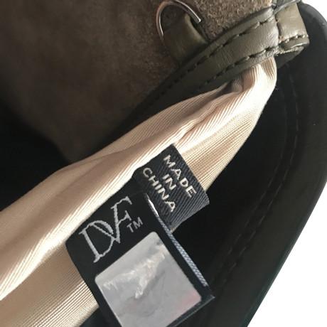 Outlet Mode-Stil Diane von Furstenberg Handtasche in Khaki Khaki Offizielle Seite Spielraum 2018 Unisex Freies Verschiffen Shop Freies Verschiffen Der Suche Nach dOQI1sJiF