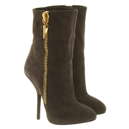 Giuseppe Zanotti Ankle Boots in Gray