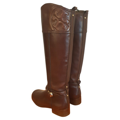 Tory Burch Boots in brown