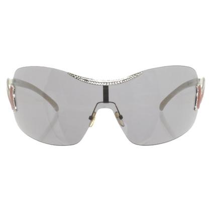 Valentino Occhiali da sole in bianco