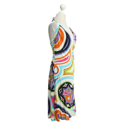Emilio Pucci Dress with colorful pattern
