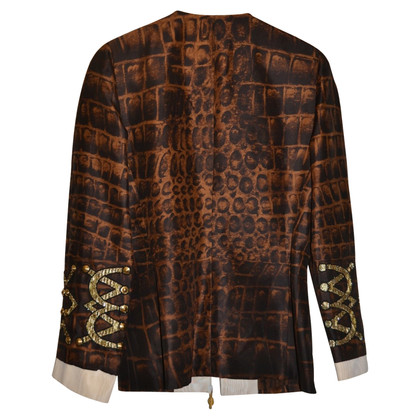Gianni Versace Jacket with metal details