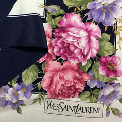 Yves Saint Laurent Seidenschal