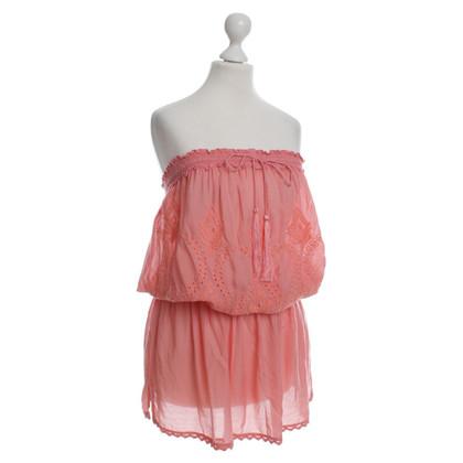Melissa Odabash Strandkleid in Flamingorot