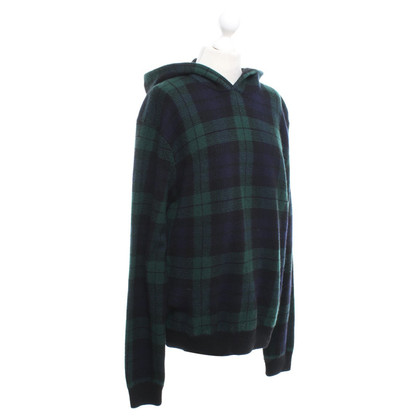 Polo Ralph Lauren Plaid trui in blauw / groen