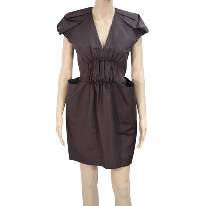 Cos Dress in brown