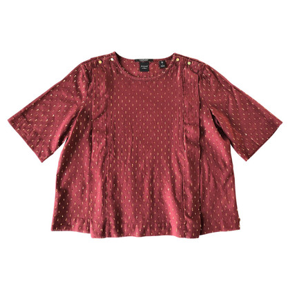 Maison Scotch Blouse shirt with pattern