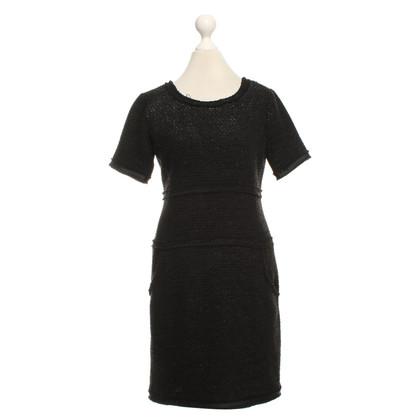 Andere Marke Pink Tartan - Kleid in Schwarz