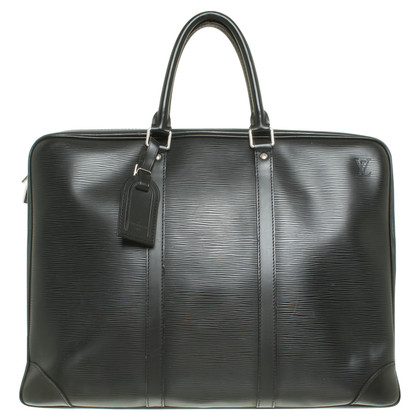 Louis Vuitton Briefcase made of epileather