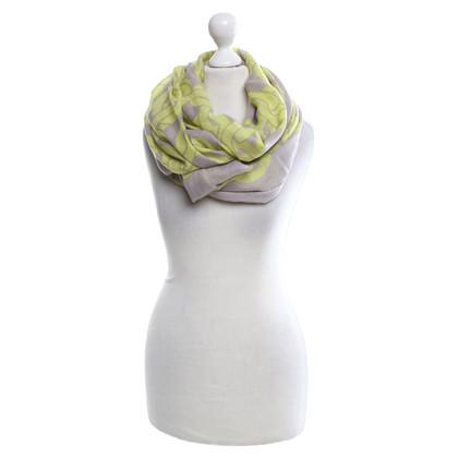 Diane von Furstenberg Schal mit Gliederketten-Motiv