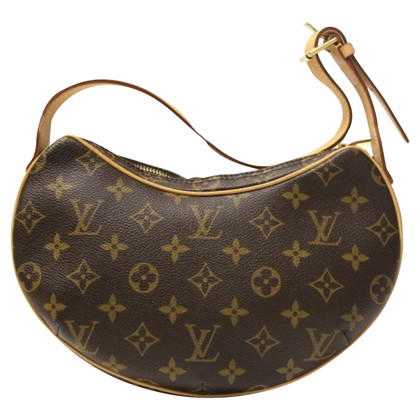 "Louis Vuitton ""Croissant PM Monogram Canvas"""