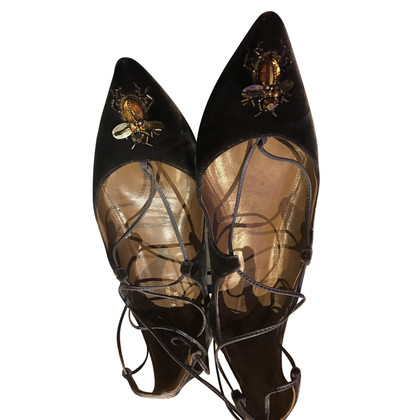 "Aquazzura Ballerine ""Christy Bee"""