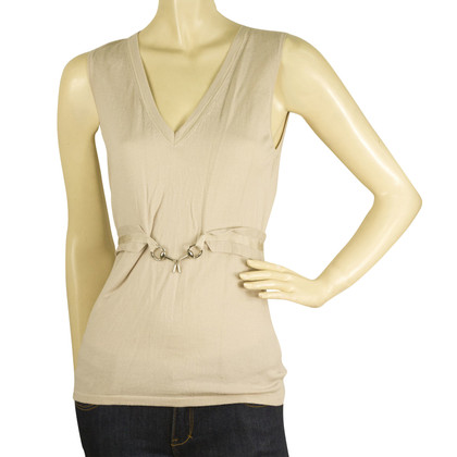 Gucci top in Beige