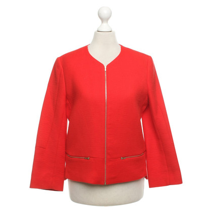 Sandro Jacket in red