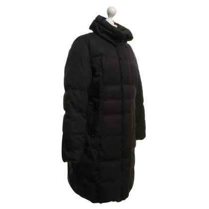Cinque Down coat in black