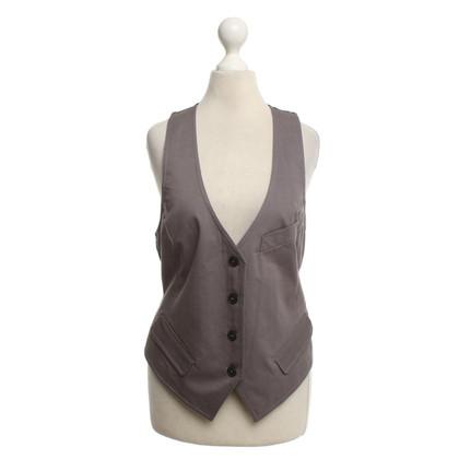 Patrizia Pepe Suit vest in grijs
