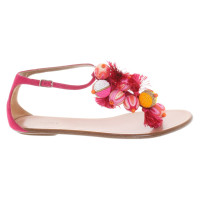 Aquazzura Sandals with decorative applications