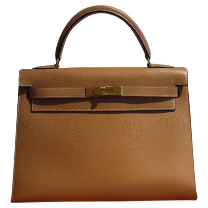 "Hermès ""Kelly Bag 32"" van Epsomleder"