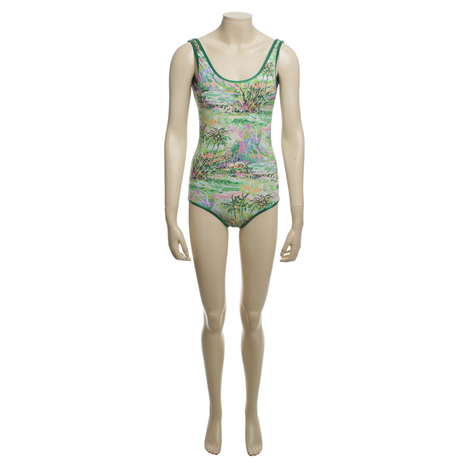 Manoush Swimsuit with pattern