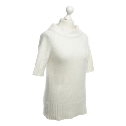 Escada Kurzärmeliger knitted sweater