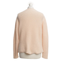 Iris von Arnim Knit sweater in Nude