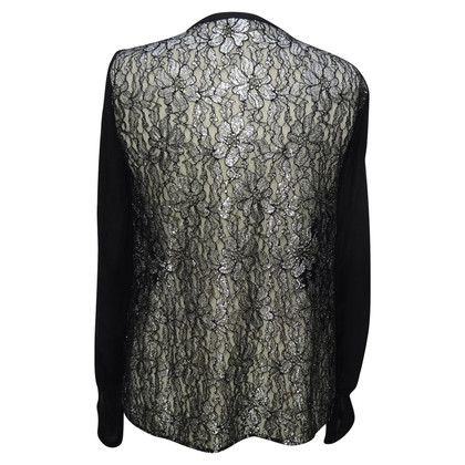 By Malene Birger Sweater with lace