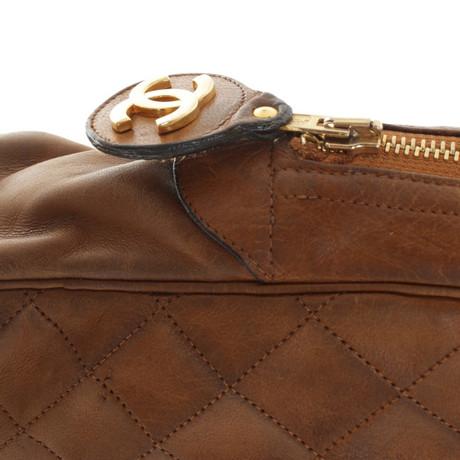 2018 Unisex Zum Verkauf Gutes Angebot Chanel Umhängetasche in Braun Braun Auslass Wirklich Verkauf Große Überraschung Günstiger Preis Fälscht KUBlASJT