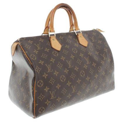 """Louis Vuitton """"Speedy Monogram Canvas 35"""""""
