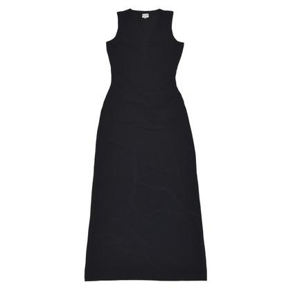 Moschino Maxi abito nero