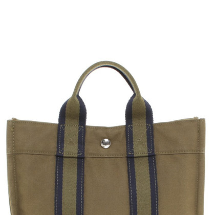 "Hermès ""Escale Tote Bag"" in olive green"