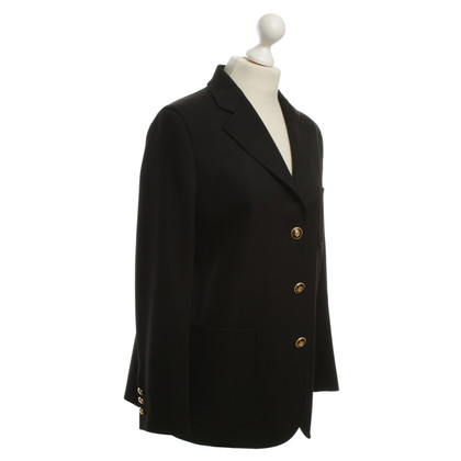 Agnona Blazer With Gold Buttons
