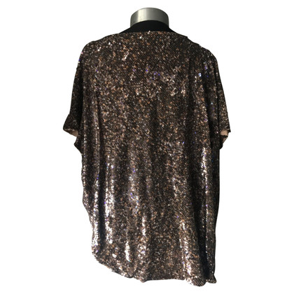 All Saints top with sequins